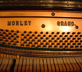 Morley upright Piano for sale.