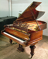 Antique Bechstein model D Grand Piano For Sale