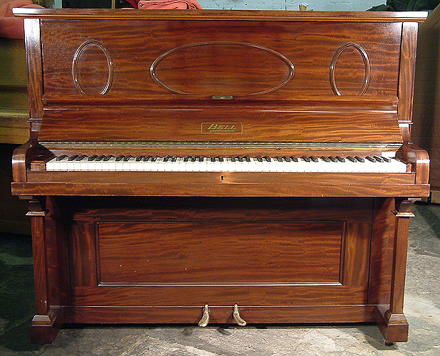 Bell upright Piano for sale.