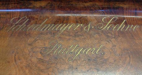 Schiedmayer  Upright Piano for sale.