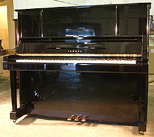 Yamaha YUX Silent upright piano for sale