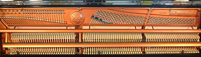 Wendl and Lung  Model 115  Upright Piano for sale.