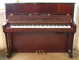Yamaha V124N-s Silent upright piano for sale