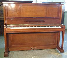 Bechstein Model 8 upright piano