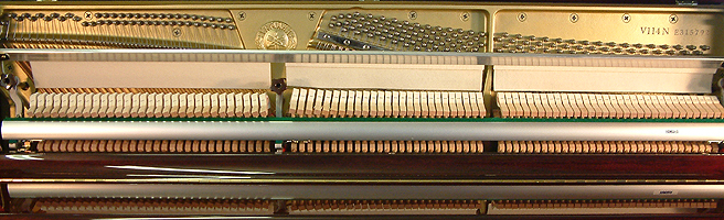 Yamaha V114N Upright Piano for sale.