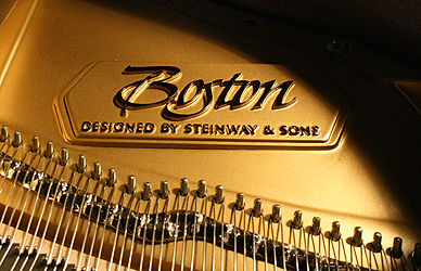 Boston GP 215  Grand Piano for sale. We are looking for Steinway pianos any age or condition.