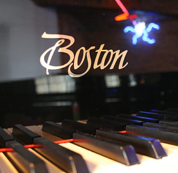 Boston GP 215 Grand Piano for sale.