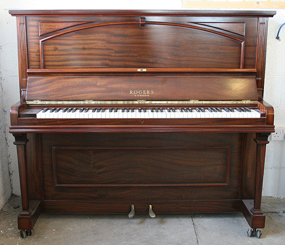 George Rogers upright Piano for sale.