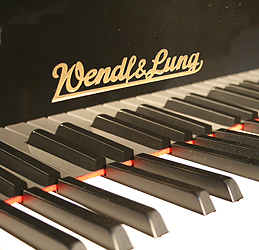 Wendl & Lung Model 218 Grand Piano for sale.