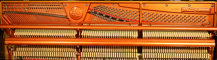 Wendl and Lung  Model 122  Upright Piano for sale.