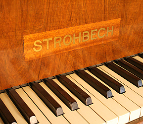 Strohbech Grand Piano for sale. We are looking for Steinway pianos any age or condition.