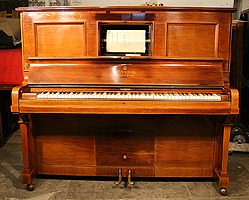 Steinway  Upright  Pianola For Sale