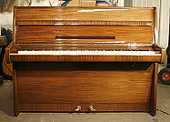 Mahogany,  Steinway  Model Z Upright Piano For Sale