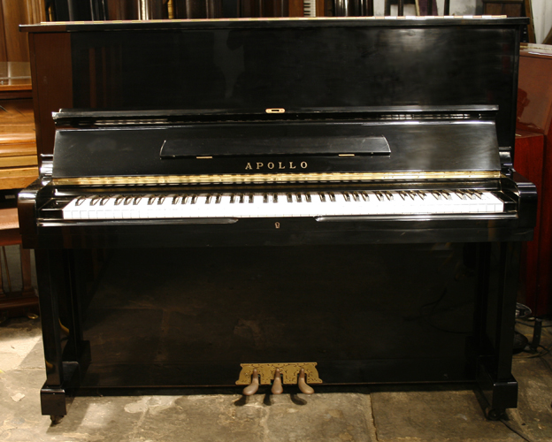 Apollo upright Piano for sale.