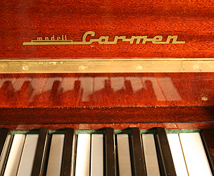 Hupfeld Upright Piano for sale.