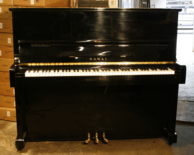 Kawai KU1D upright Piano for sale.