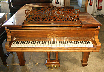 Antique, Rosewood Steinway   Model A Grand Piano for sale.