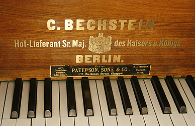 Bechstein  Grand Piano for sale.