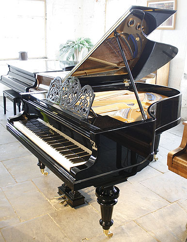 Antique Bluthner grand Piano for sale.