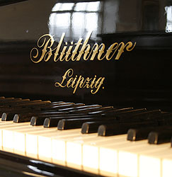 Antique, Bluthner Grand Piano for sale.