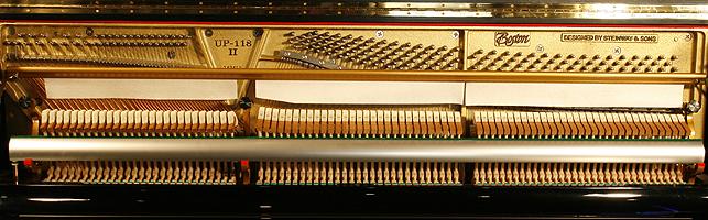 Boston UP118 PE  Upright Piano for sale.