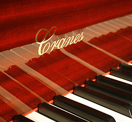 Cranes Baby Grand Piano for sale. We are looking for Steinway pianos any age or condition.
