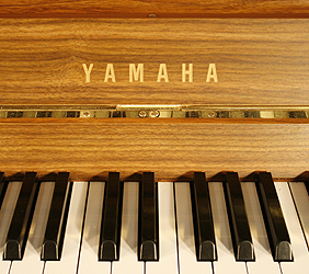 Yamaha LU101 Upright Piano for sale.