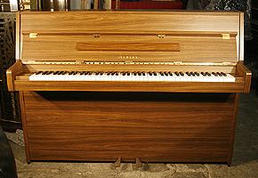 Modern Yamaha LU101 Upright Piano For Sale