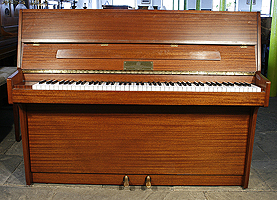 Modern Broadwood Upright Piano For Sale