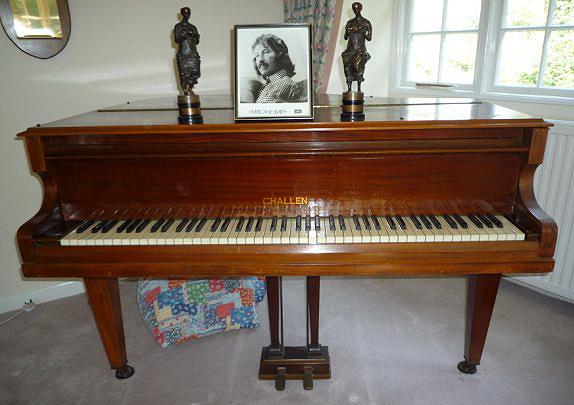 Challen  Grand Piano for sale.