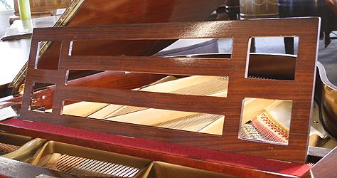 Max Rudolph Grand Piano for sale.