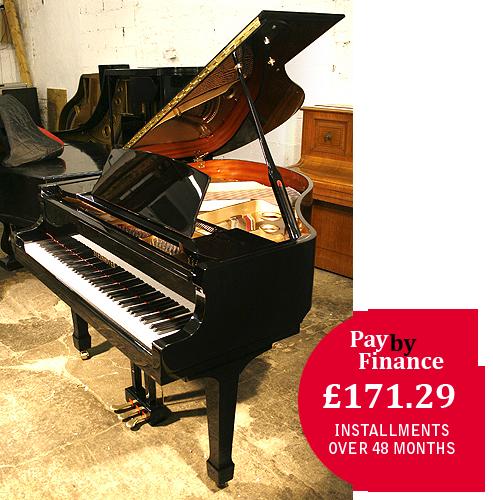 Steinhoven Model 148 grand Piano for sale.