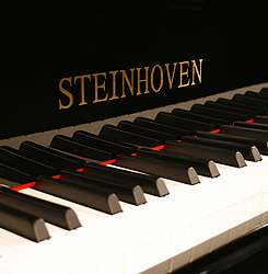 Steinhoven  Model 148  Grand Piano for sale. We are looking for Steinway pianos any age or condition.