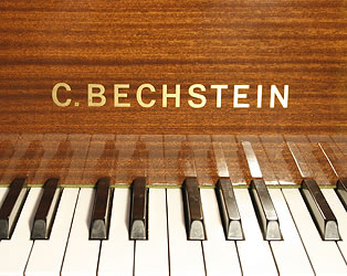 Bechstein Model M Grand Piano For Sale With A Mahogany