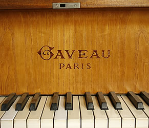 Art-Deco Gaveau Baby  Grand Piano for sale.