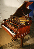 Mahogany Bechstein Model A Grand Piano  For Sale