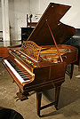 Mahogany Bechstein Model B Grand Piano  For Sale