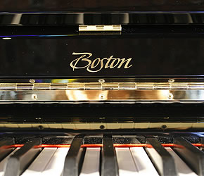 Brand New Boston 132  Performance Edition Upright Piano for sale.