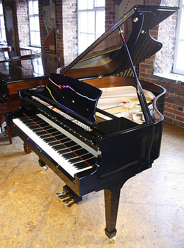 Essex EGP155 baby grand Piano for sale with PianoDisc  iQ player system