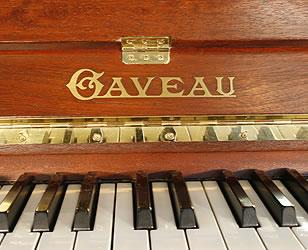Gaveau Upright Piano for sale.