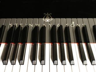 Brand New Steinway Model M Grand Piano