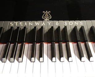 Brand new Steinway Model O Grand Piano