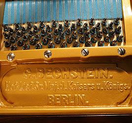 Bechstein  Grand Piano serial number