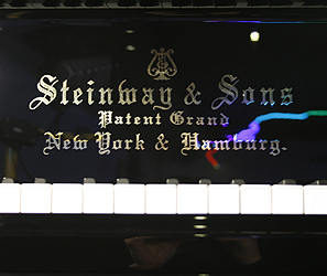 Restored, Steinway Model A Grand Piano