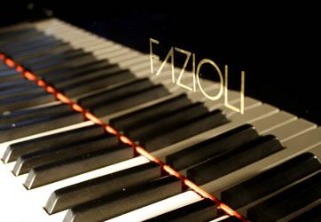 Fazioli F156 Grand Piano for sale.