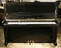 Gors and Kallmann XU26A Upright Piano