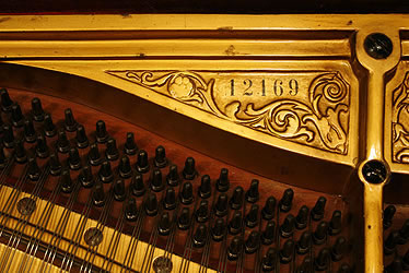 Grotrian Steinweg  Nachf Grand Piano for sale.