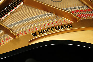 Hoffmann Grand Piano for sale. We are looking for Steinway pianos any age or condition.