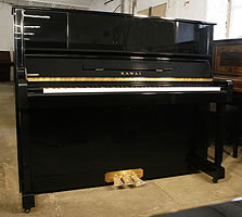 Modern Kawai KU20S Upright Piano For Sale
