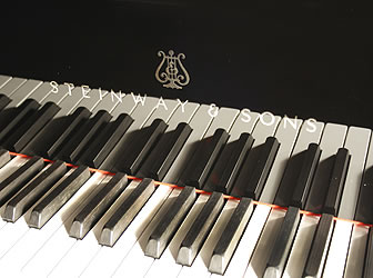 Brand new Steinway Model A Grand Piano
